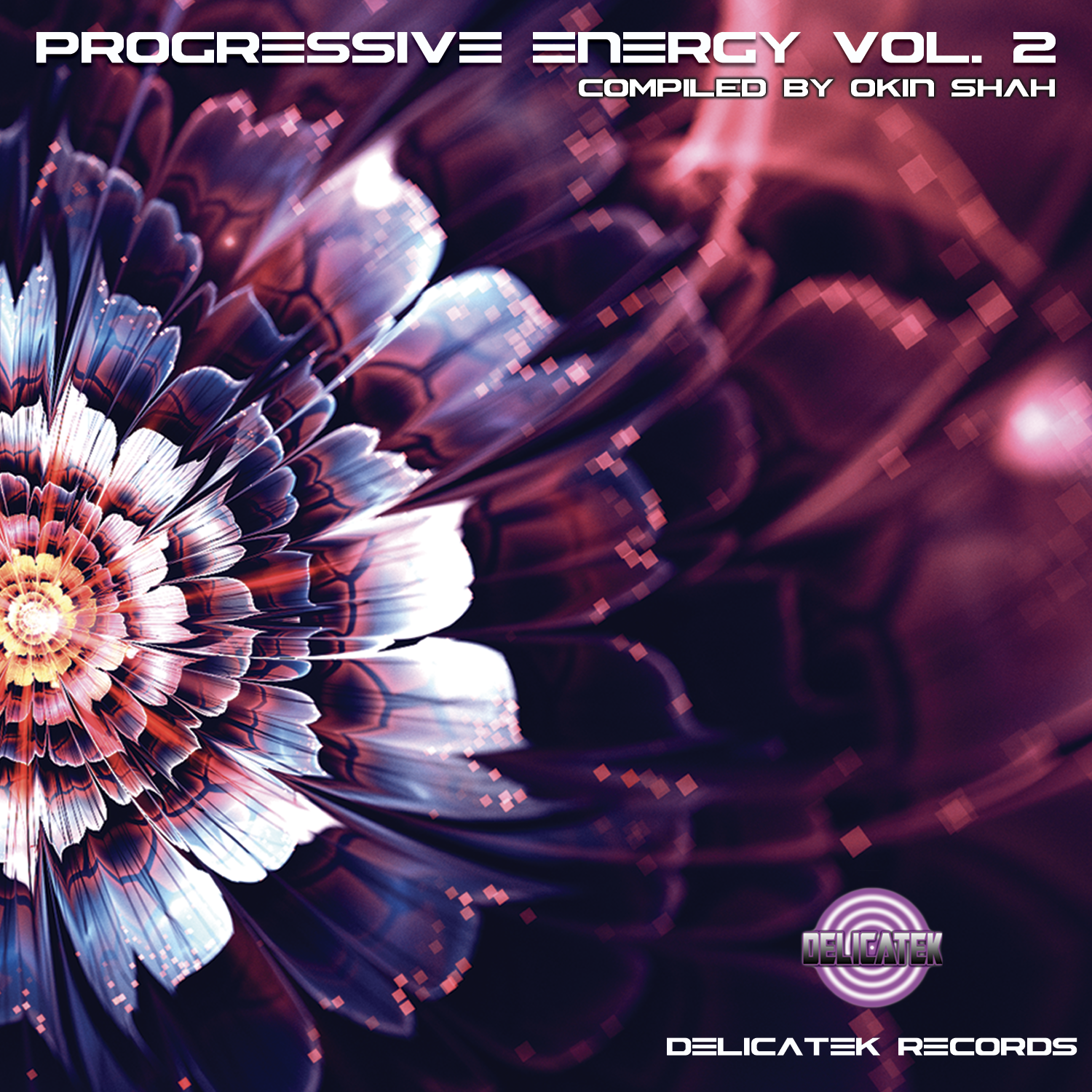 Progressive Energy vol.2 Artwork