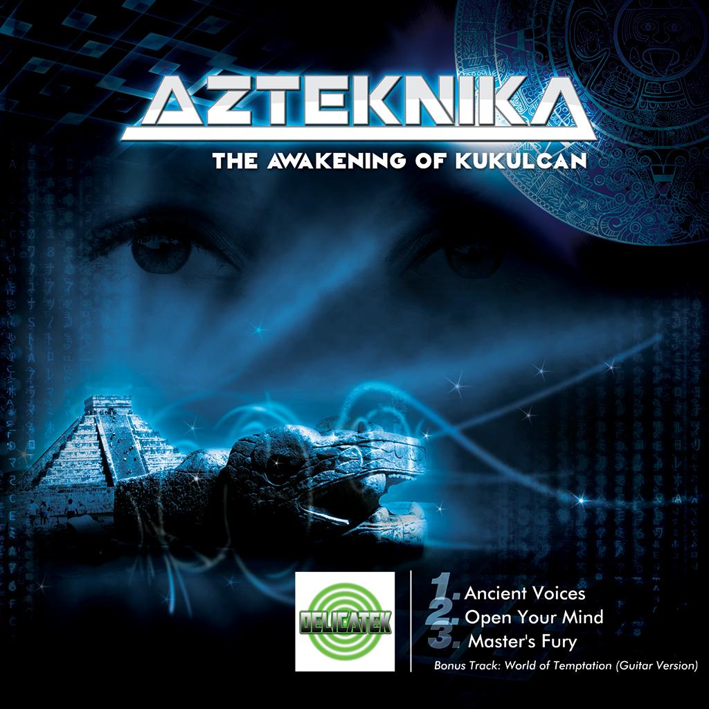 The Awakening of Kukulcan Artwork