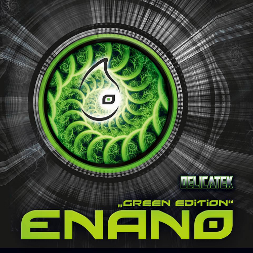 Enano – Green Edition Artwork