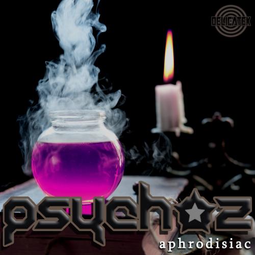 Psychoz – Aphrodisiac Artwork
